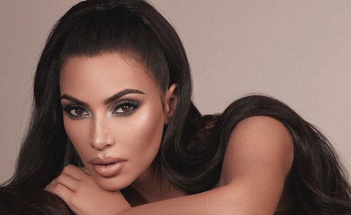 макияж как у Ким Кардашьян
