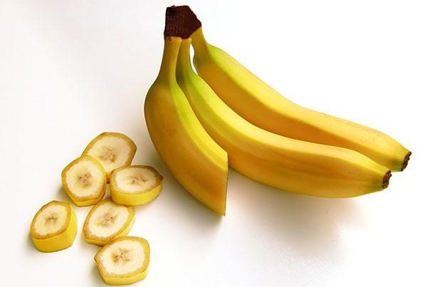рецепт с бананом и желатином