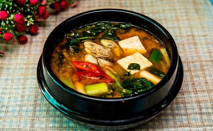 мисо-суп рецепты