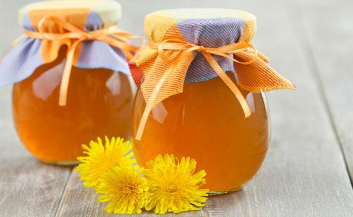 Мед из одуванчиков: 2 способа приготовления. Лечебные свойства растения