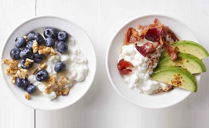 что приготовить из творога на завтрак