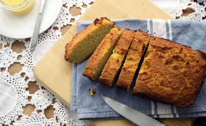безглютеновый хлеб рецепт